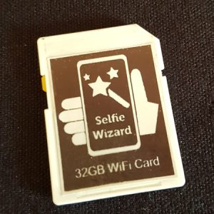 Wizard SD Card